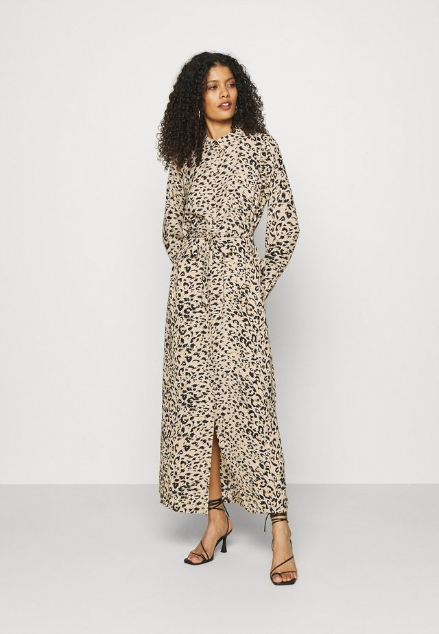 ADELEIDE DRESS - Robe longue - beige