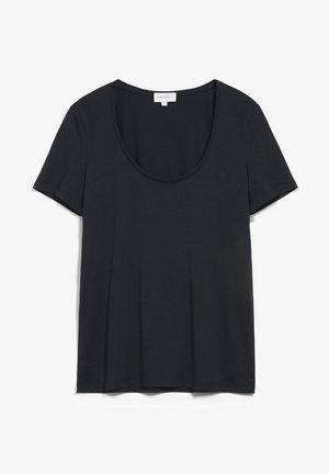 JAALILA - Basic T-shirt - black