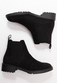 New Look - DAILY - Støvletter - black - 3