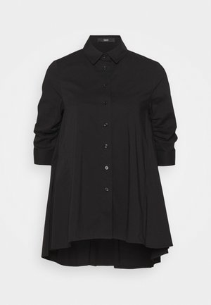 BENITA FASHIONABLE BLOUSE - Skjorte - black