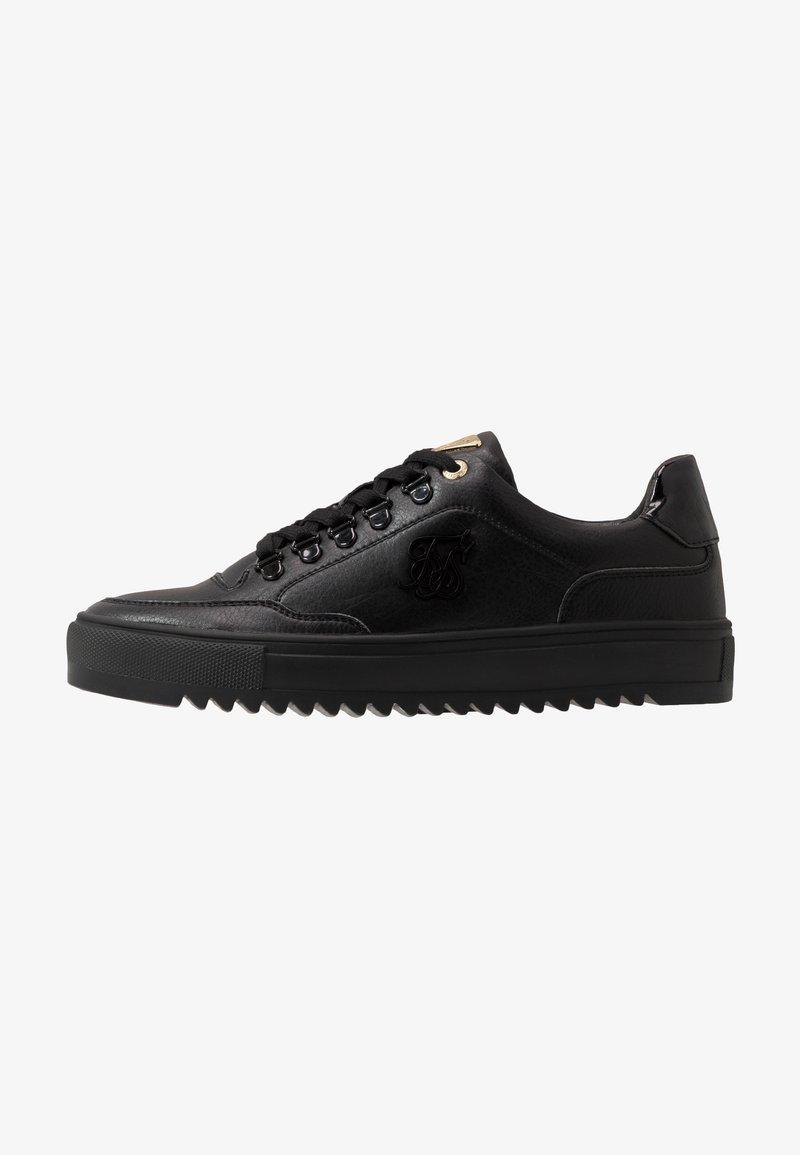 SIKSILK - GRAVITY - Sneakers laag - black