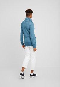 Ragwear - NESKA - Sweatshirts - baltic - 2