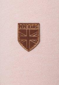Pepe Jeans - ANNE - Zip-up sweatshirt - soft pink - 2