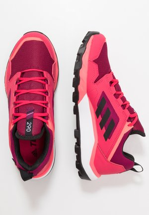 TERREX AGRAVIC TR GTX - Løbesko trail - power pink/core black/footwear white