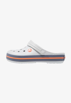 CROCBAND UNISEX - Clogs - grey
