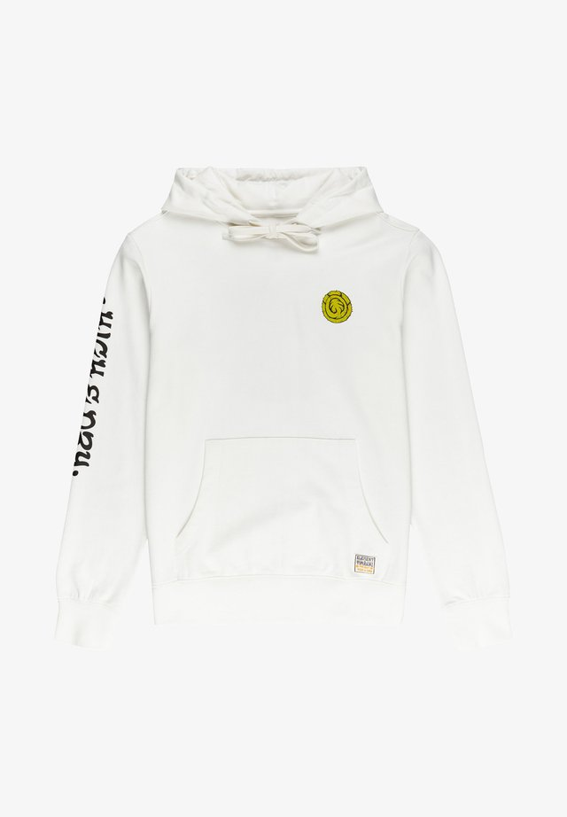 TIMBER THE VISION - Hoodie - optic white