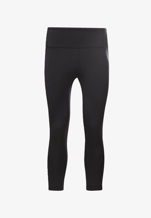LUX SPEEDWICK CAPRI 3/4 LEGGINGS - Tights - black