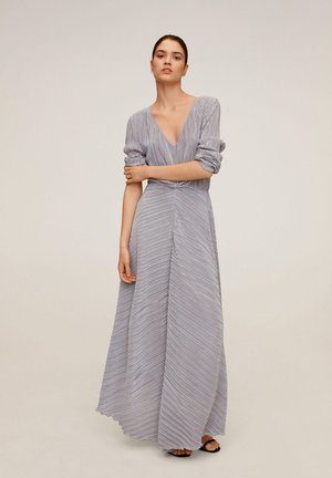 ZAFIRO-A - Maxi dress - silber