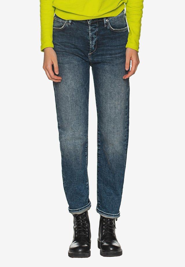VINTAGE STARR - Straight leg jeans - blue stone