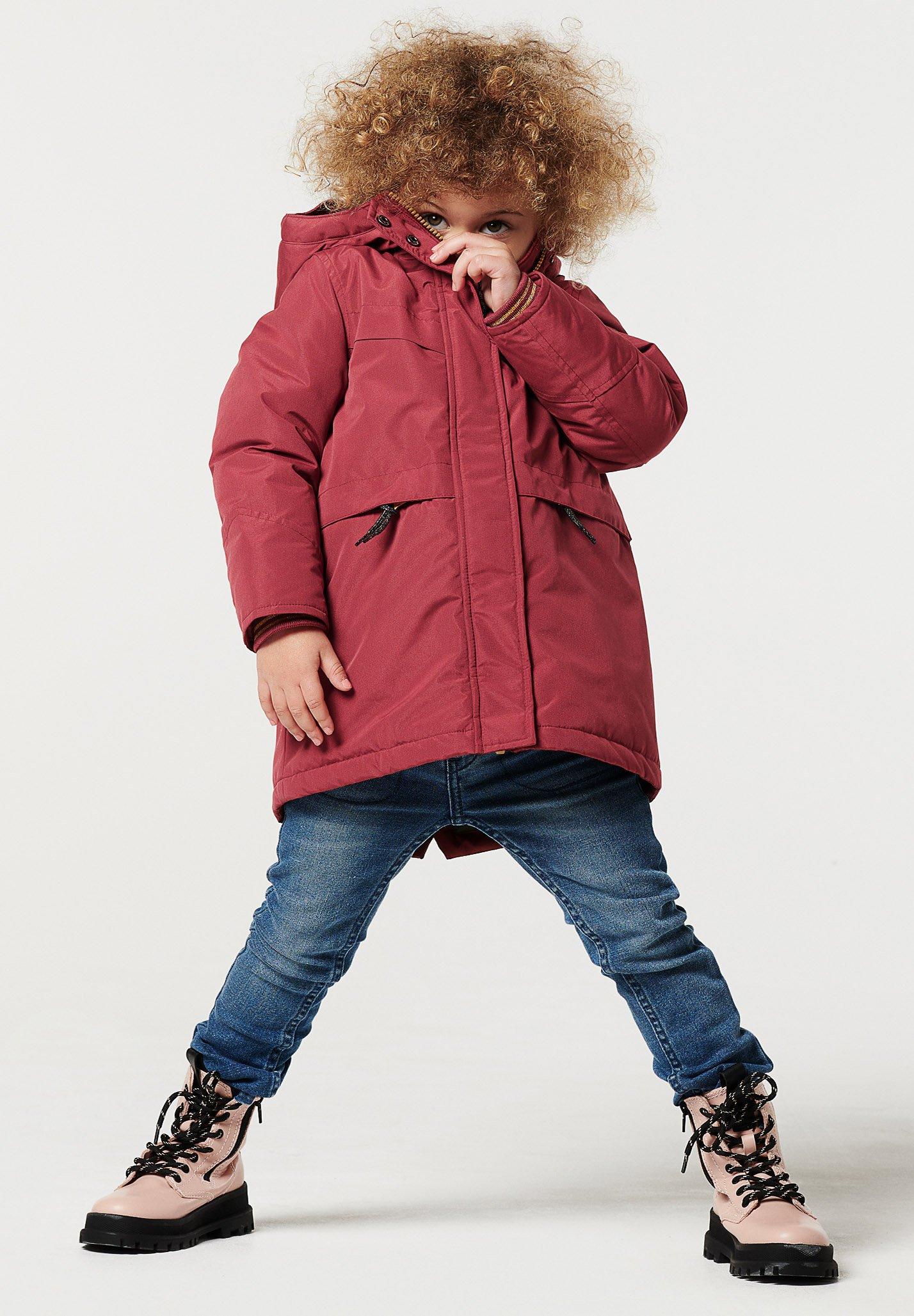 Enfant BURWALLA - Veste d'hiver