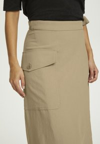 Part Two - Wrap skirt - beige - 3