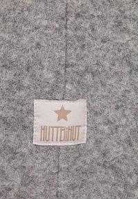 Huttelihut - ELEFANTHUT - Beanie - light grey/navy star - 3