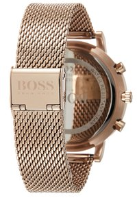 BOSS - INTEGRITY - Chronograph - rose gold-coloured - 1