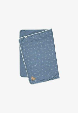 Baby blanket - coronet blue