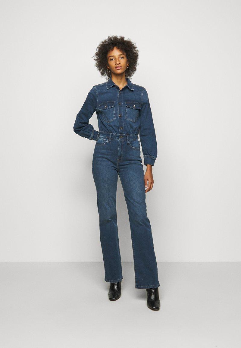 Frame Denim - LE JANE  - Jumpsuit - frame blue