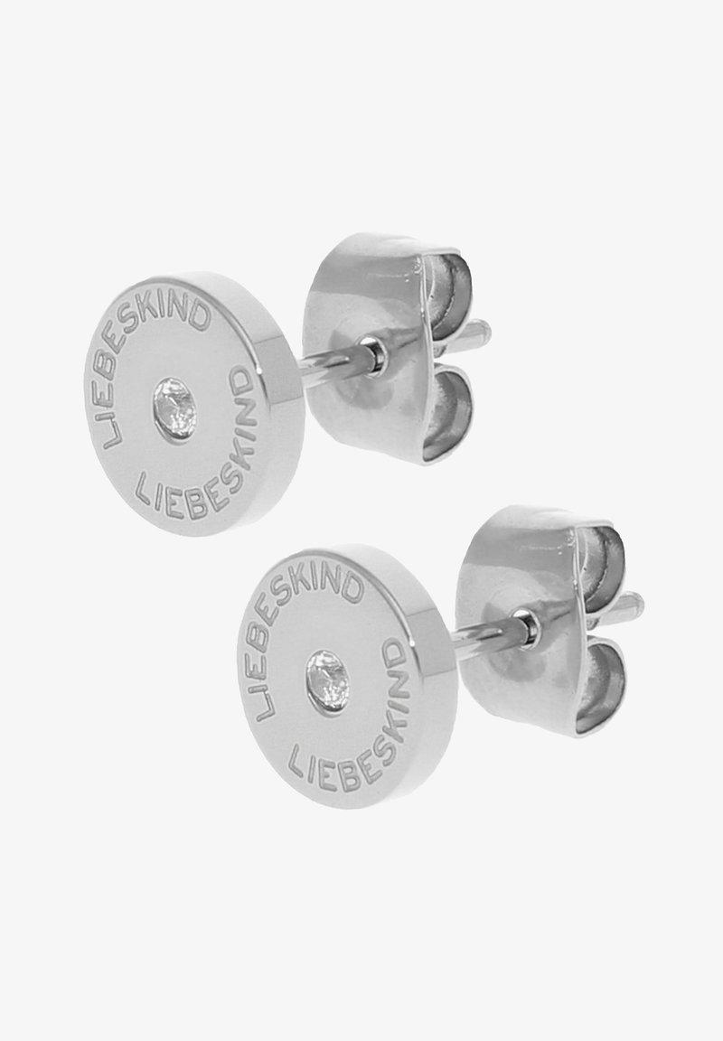Liebeskind Berlin - Earrings - silver-coloured