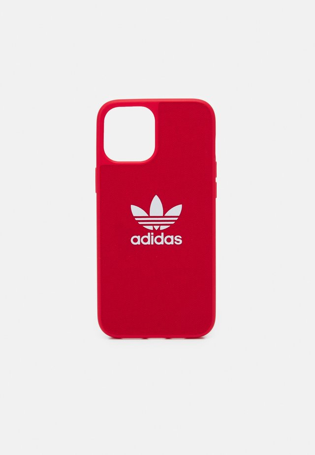 Obal na telefon - scarlet / white