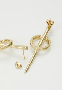 UNOde50 - MY SQUAD HREAD EARRING - Orecchini - gold-coloured - 3