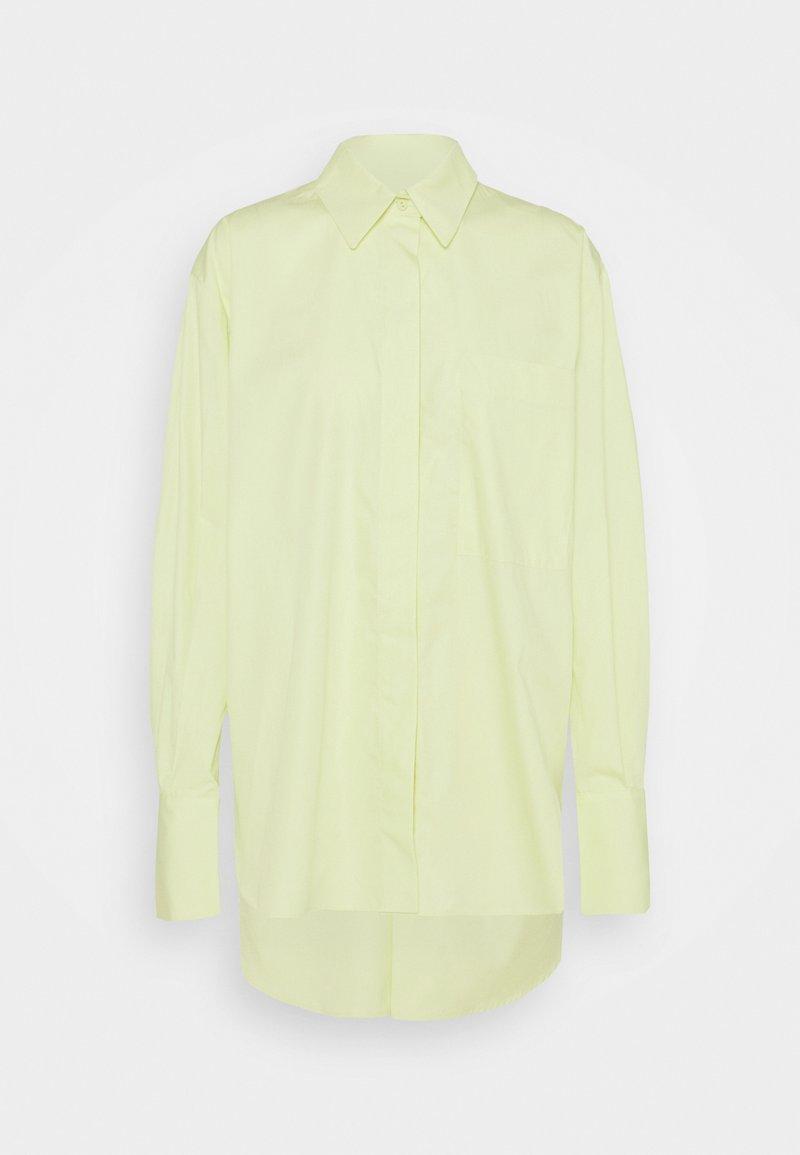 Mykke Hofmann - LYLA - Camicia - lime yellow