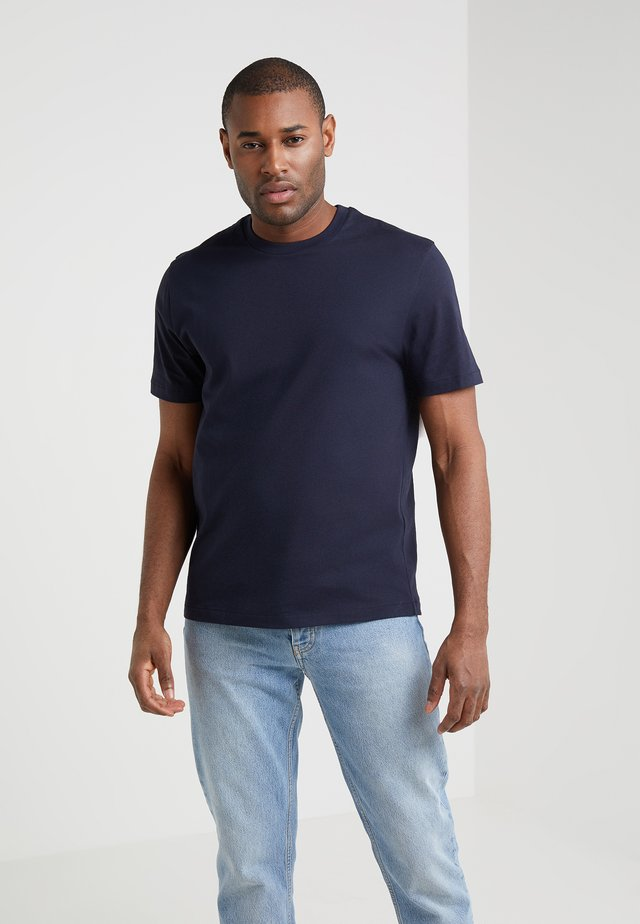 SINGLE CLASSIC TEE - T-shirts - navy