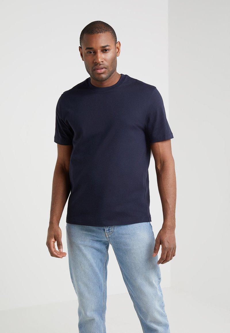 Filippa K - SINGLE CLASSIC TEE - T-shirt basic - navy