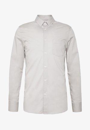 TIM OXFORD SHIRT - Shirt - light grey