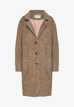 AMELIACR COAT - Classic coat - burro melange
