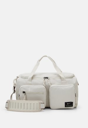 UTILITY POWER S DUFF - Sports bag - lt orewood brn/enigma stone