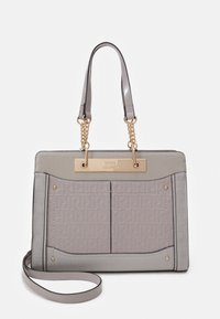 River Island - Tote bag - grey light - 0