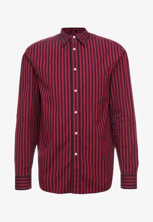 DANIEL POP STRIPE - Skjorte - red bell
