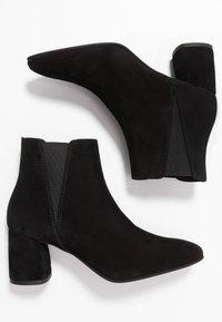 Bianco - BIACHERISE - Kotníková obuv - black - 3
