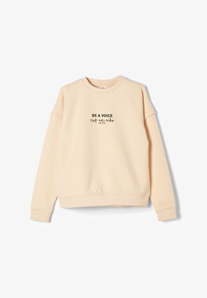 Sweater - light yellow