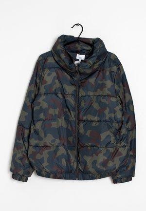 Winter jacket - multi colored