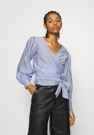 PATTI - Blouse - spring blue