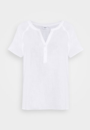 GAUZY  - Basic T-shirt - optic white