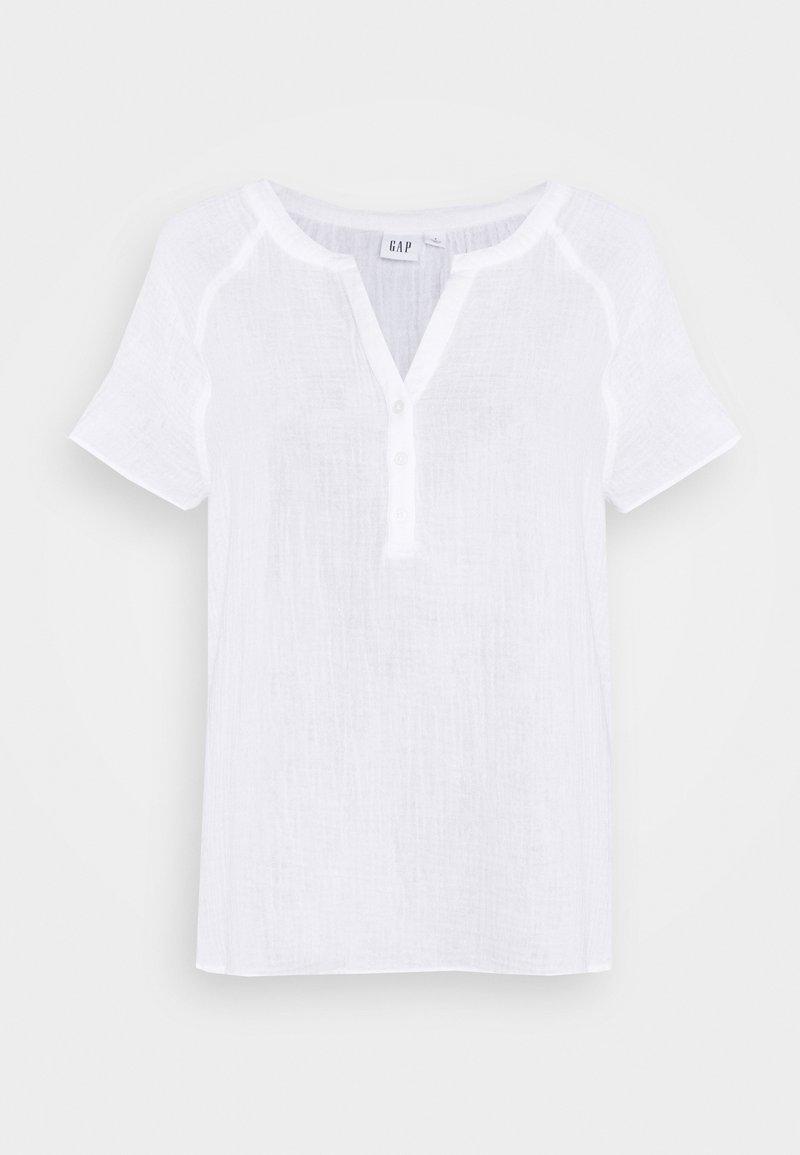 GAP - GAUZY  - Blouse - optic white