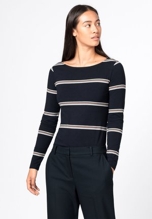 Long sleeved top - multicolore
