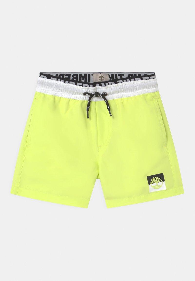 Timberland - SWIM - Swimming shorts - citrine