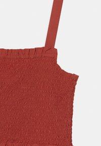 Name it - NKFJULIE STRAP DRESS - Day dress - tandoori spice - 2
