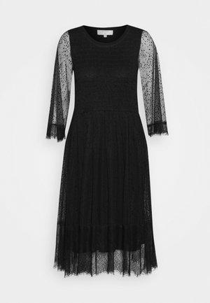 CRBODIL DRESS - Vestito estivo - pitch black