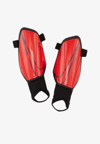 Nike Performance - YOUTH CHARGE - Shin pads - rot - 0