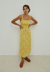 EDITED - SHILOH - Maxi dress - gelb - 2