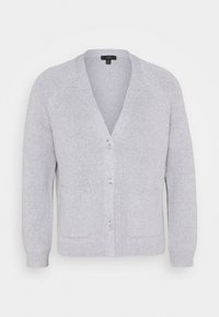 J.CREW - MILANO  - Kardigan - heather light grey - 0
