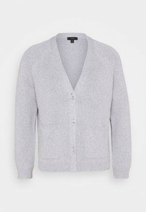 MILANO  - Chaqueta de punto - heather light grey