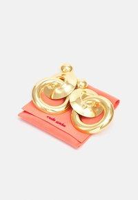 Cult Gaia - SONYA EARRING - Earrings - gold-coloured - 2