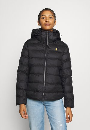 WHISTLER PUFFER - Winter jacket - black