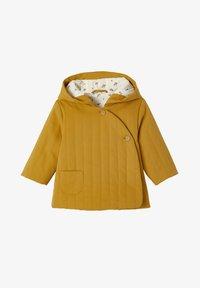 Vertbaudet - Light jacket - senfgelb - 0