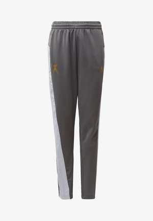 FOOTBALL-INSPIRED X AEROREADY JOGGERS - Træningsbukser - grey