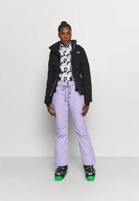 Brunotti - SUNLEAF WOMEN SNOWPANTS - Zimní kalhoty - lavender - 1