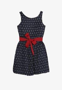 Polo Ralph Lauren - ANCHOR FIT DRESSES - Denní šaty - blue - 3